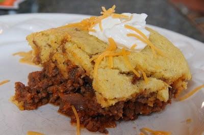Beefy Cornbread Casserole Recipe, Dinner Tonight: Beefy Cornbread Casserole