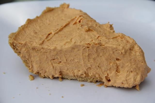 Pumpkin Butterscotch No Bake Pie Recipe, Pumpkin Butterscotch No Bake Pie