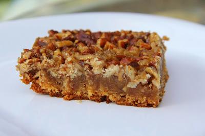 Pecan Pie Bars Recipe, Bar #12: Pecan Pie