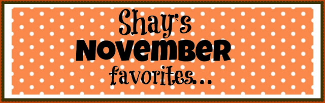 , November Pin-spired
