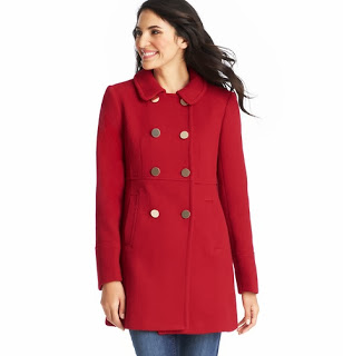 , Fifty Two Shades of Shay: Colored Coats