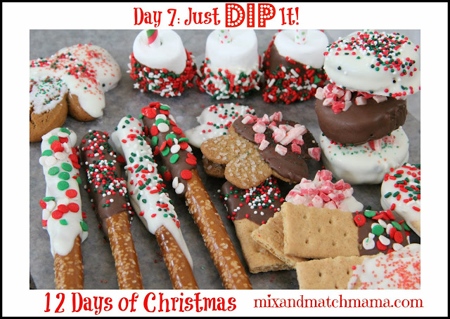 , On the 7th Day of Christmas: I hosted a recipe exchange!