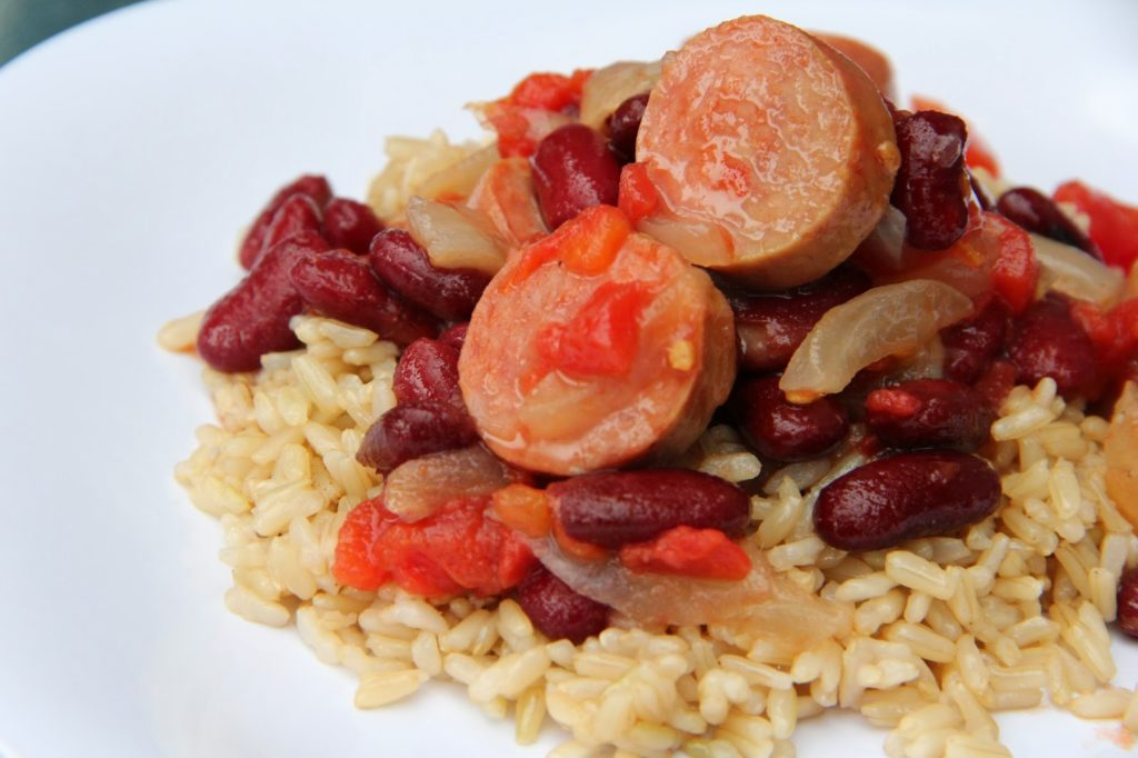 Red Beans And Rice Recipe, Dinner Tonight: Red Beans and Rice