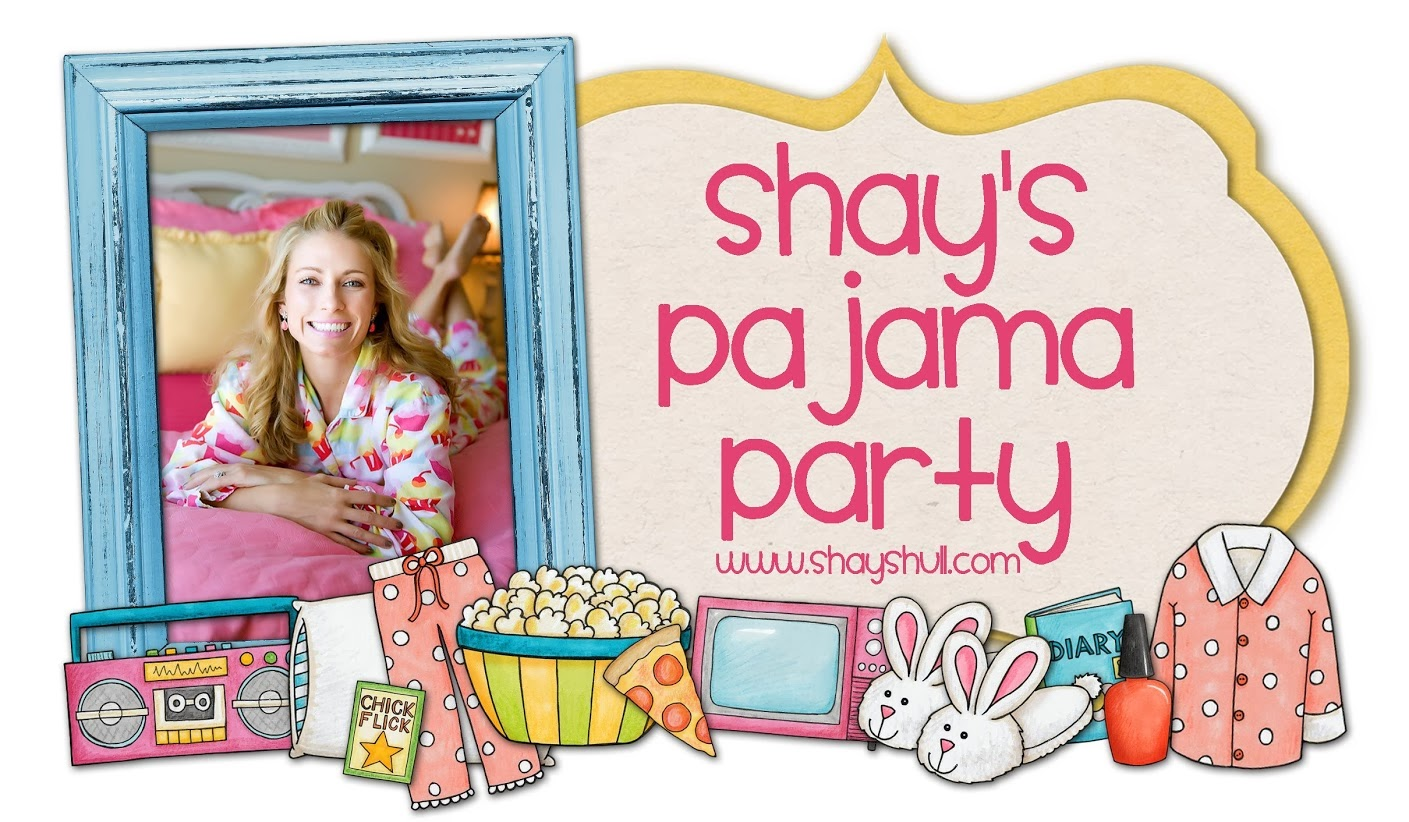 , Shay's Pajama Party: February with Alison!