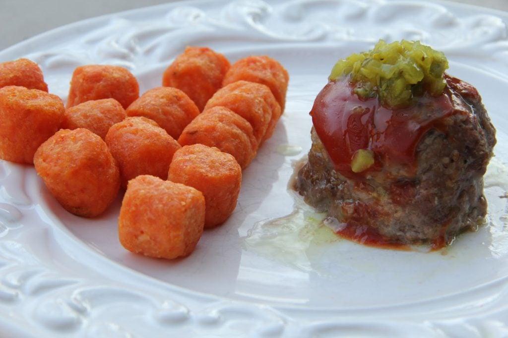 Cheeseburger Meatballs Recipe, Dinner Tonight: Cheeseburger Meatballs
