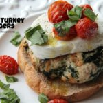Caprese-Turkey-Burgers