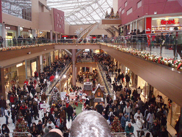 , Christmas Shopping in July