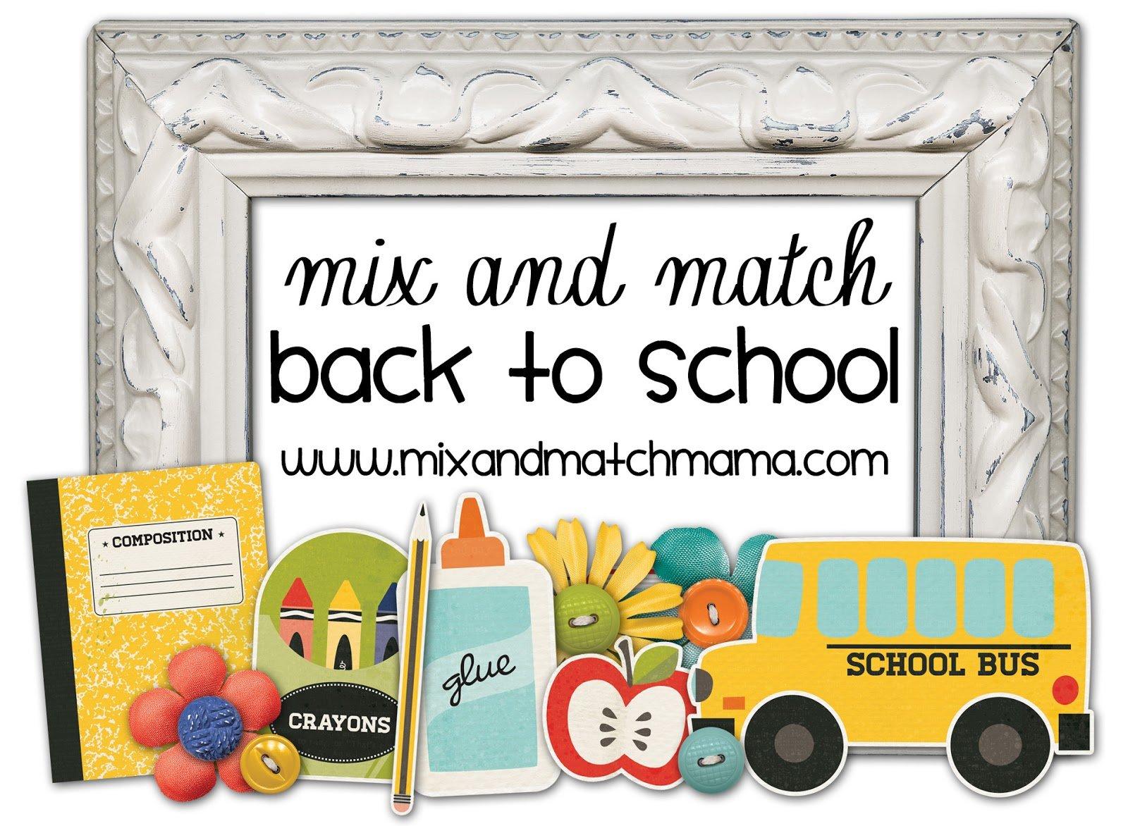 , Back to School stuff!