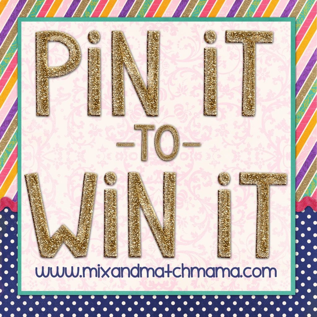 , Pin It to Win It $500 Giveaway!