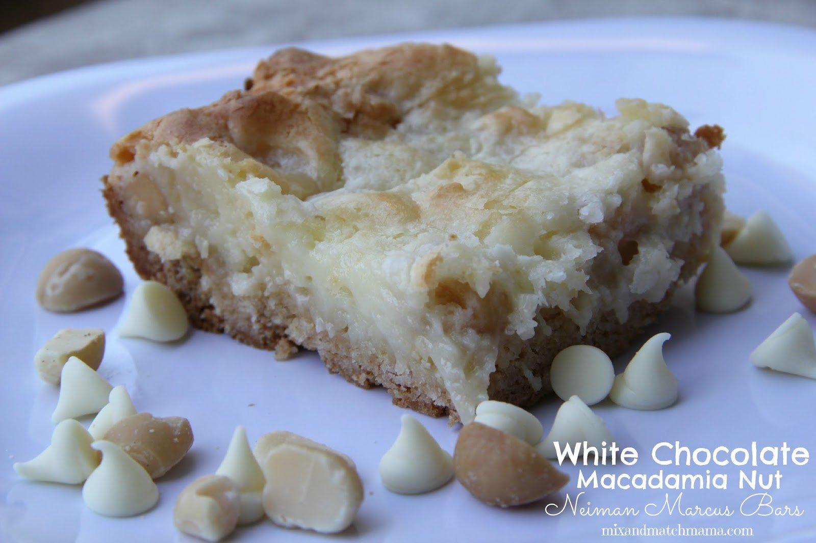 How To Make A White Chocolate Macadamia Nut Cookie Cake