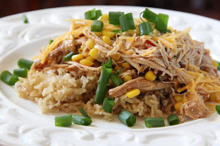 Tex-Mex Chicken And Rice Soup Recipe, Dinner Tonight: Tex-Mex Chicken and Rice Soup