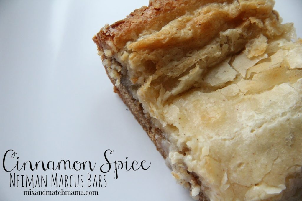 Spice Cake Mix Bar Recipes