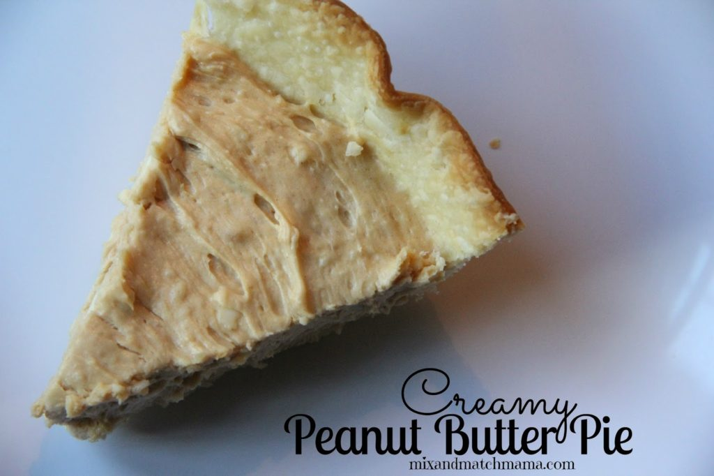 Creamy Peanut Butter Pie Recipe, Creamy Peanut Butter Pie