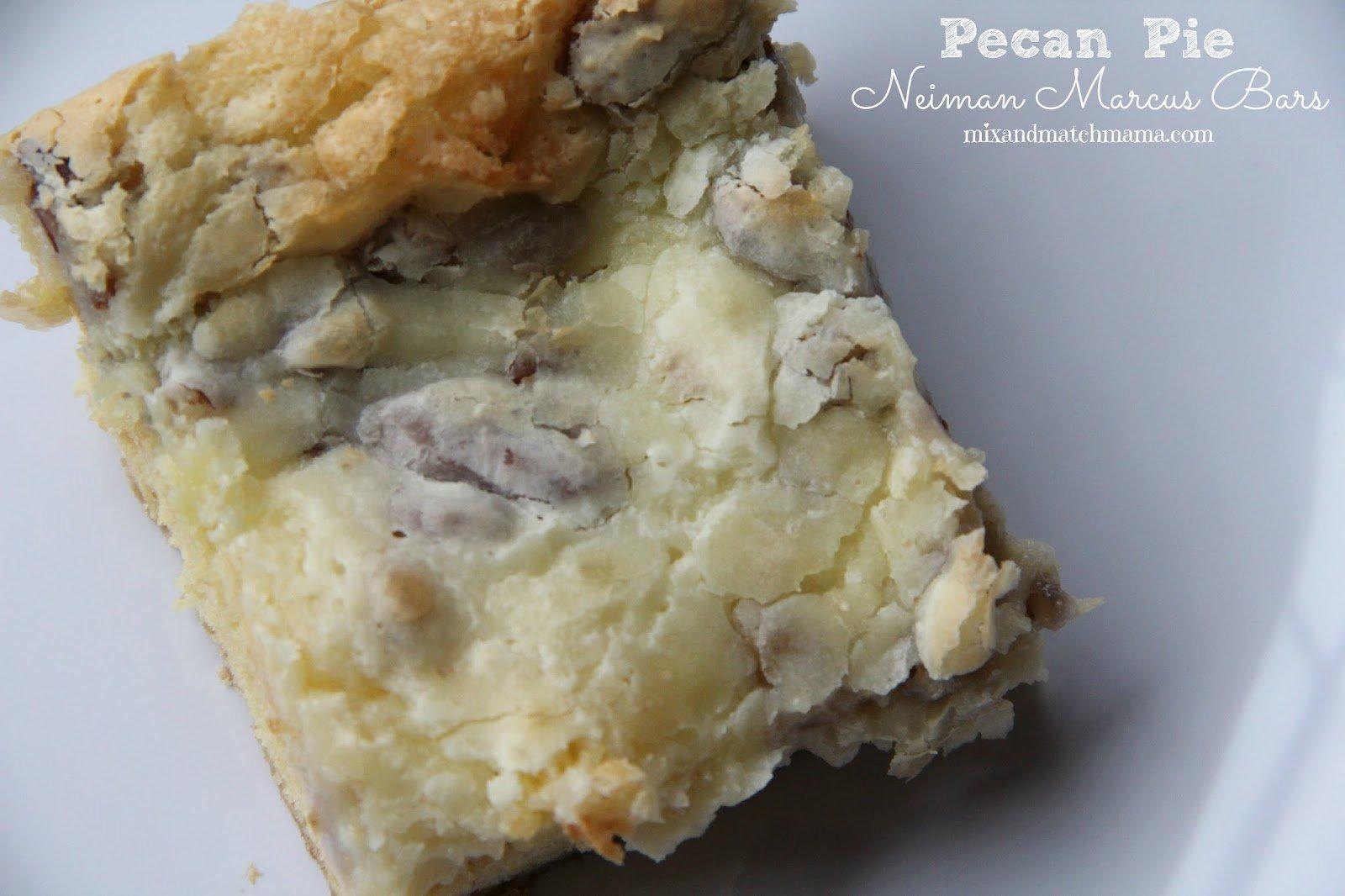 Neiman Marcus Recipe Cake