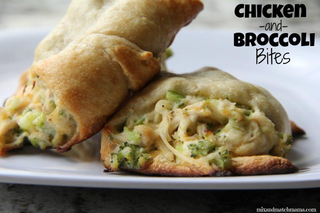 Chicken And Broccoli Bites Recipe, Chicken and Broccoli Bites