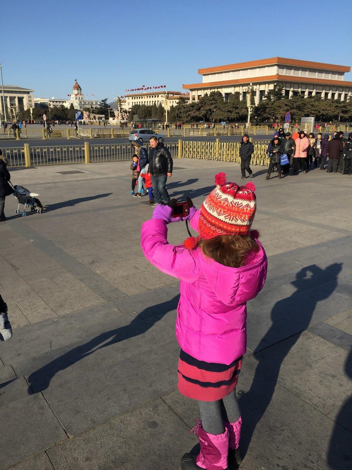 , China: Days 1-3