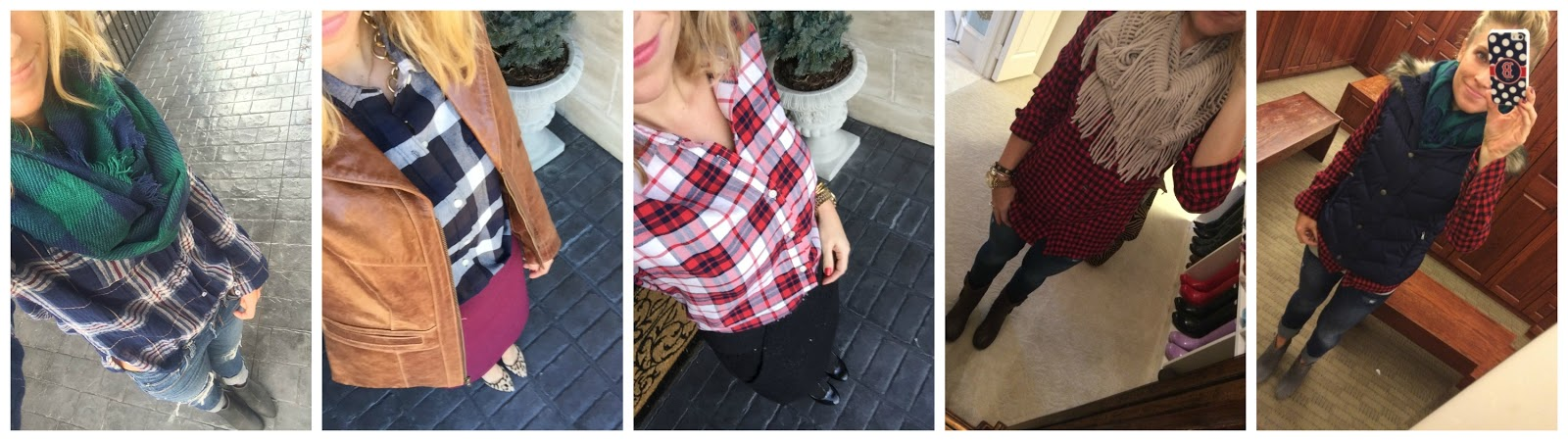 , Fifty Two Shades of Shay: Mad for Plaid