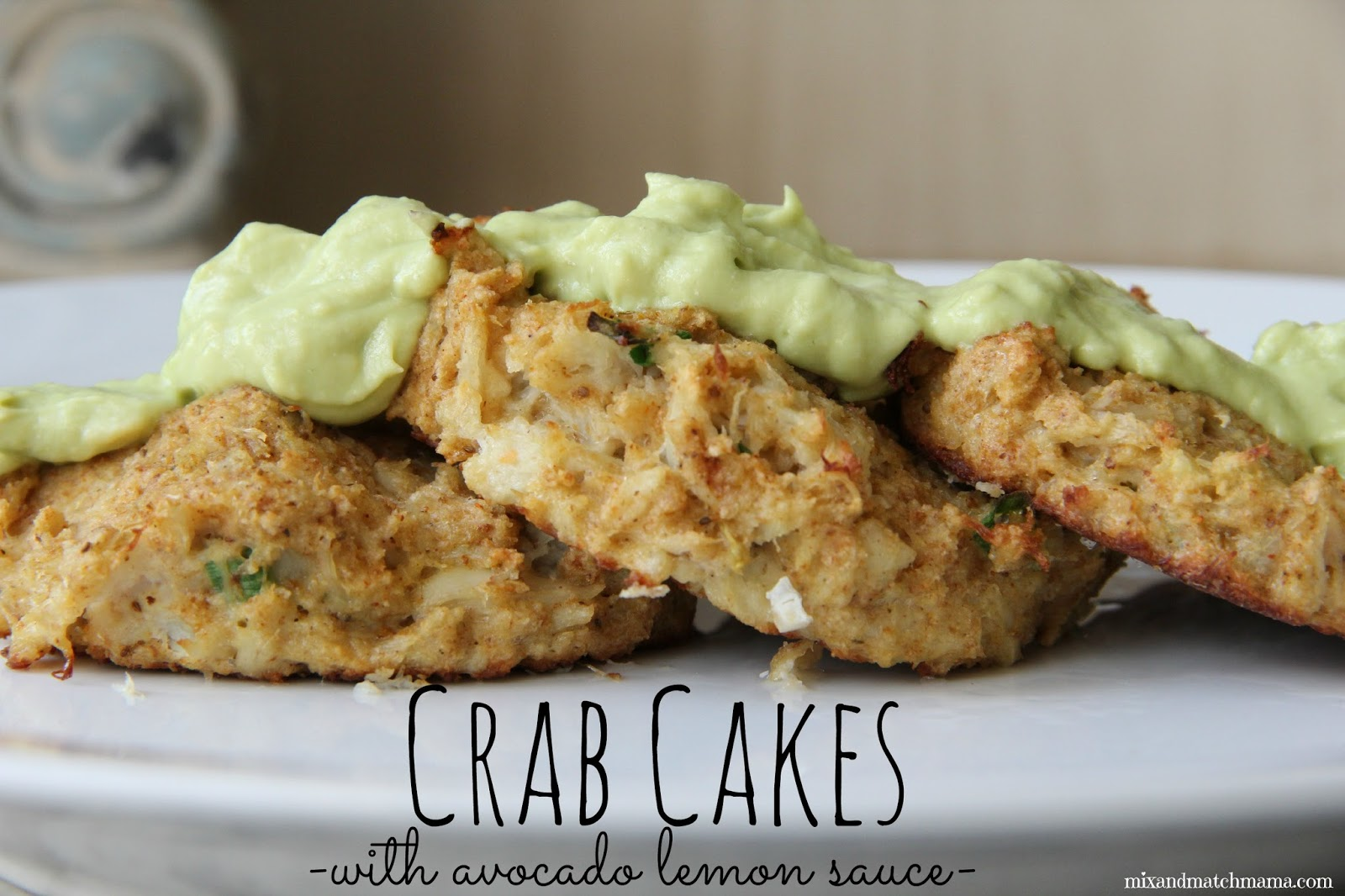 crab cake dinner dinner tonight crab cakes with avocado lemon sauce mix 3154