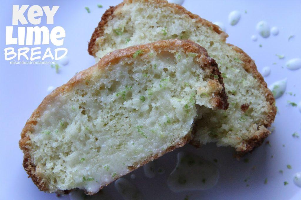 Key Lime Bread Recipe, Key Lime Bread