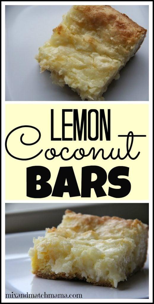 Lemon Coconut Neiman Marcus Recipe, Bar 81: Lemon Coconut Neiman Marcus