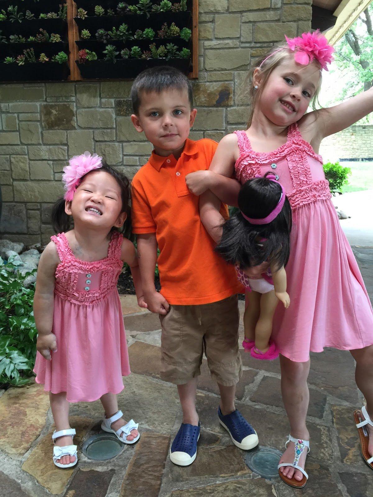 , Post Adoption: Month 4