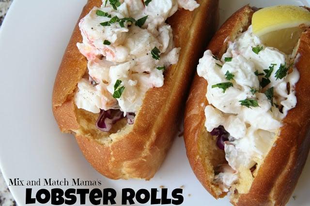Lobster Rolls Recipe, Dinner Tonight: Lobster Rolls