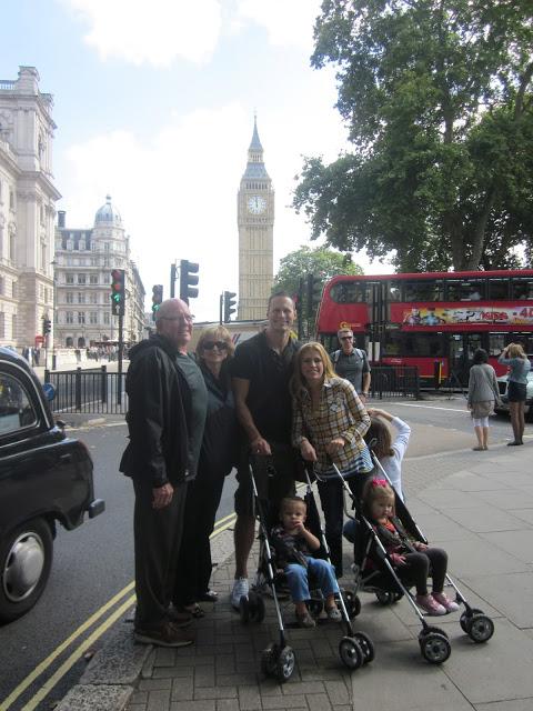 , Bonjour Vacation Days 13 & 14: Hello London.