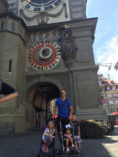 , Bonjour Vacation Days 1-3: Switzerland, Germany, Switzerland, oh my!