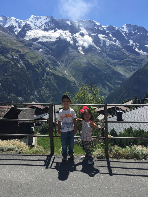 , Bonjour Vacation Days 4 & 5: The hills are alive…