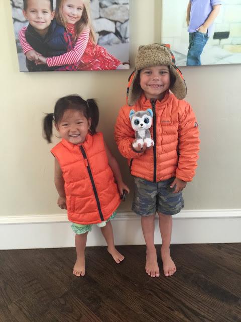 , Post Adoption: Month 8