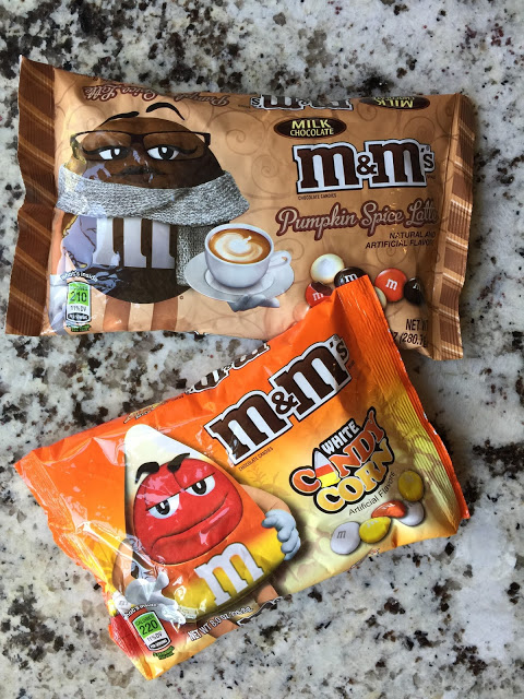 , It started with the M&Ms…