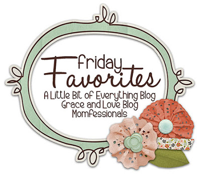 , Friday Favorites: With a Giveaway!