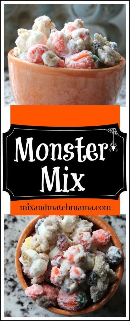 Monster Mix Recipe, Monster Mix