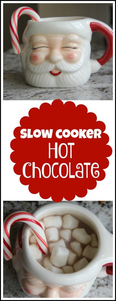 Slow Cooker Hot Chocolate Recipe, Slow Cooker Hot Chocolate
