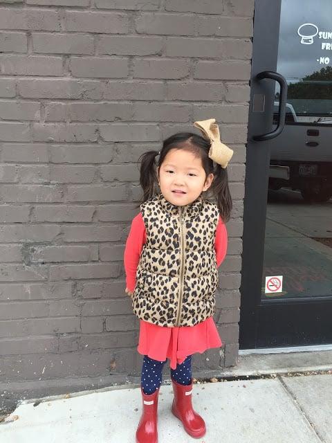 , Post Adoption: Month 11