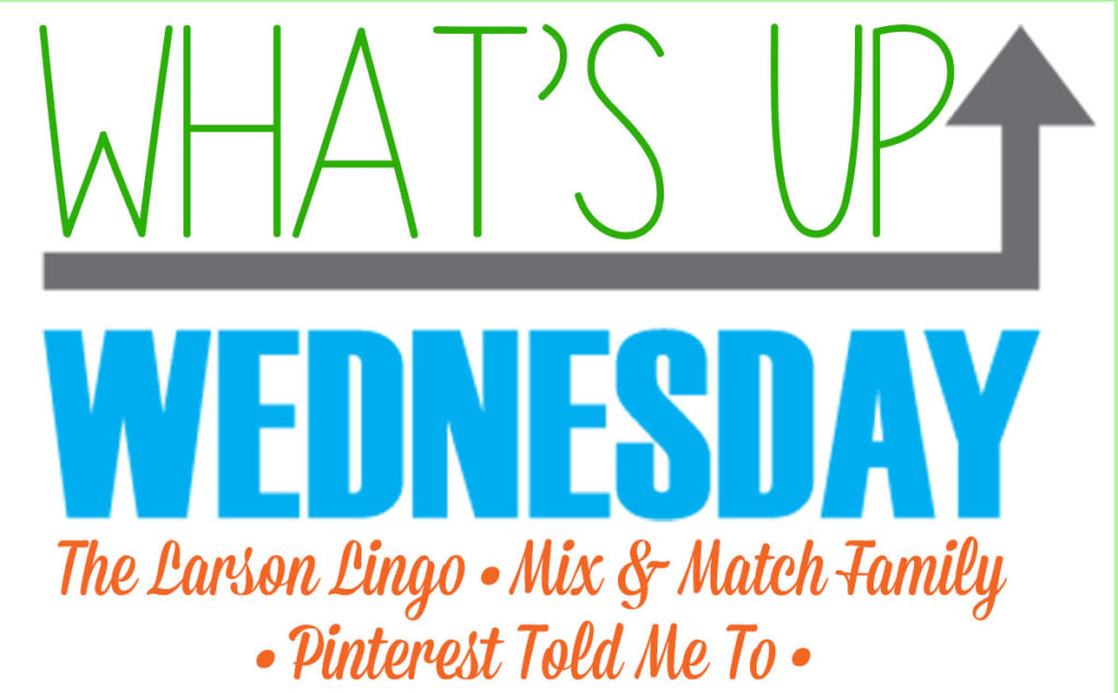 , What's Up Wednesday {01-27-16}