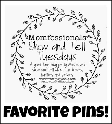 , Show & Tell Tuesday: Our Favorite Pins