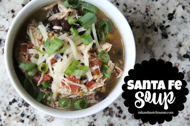 Santa Fe Soup Recipe, Santa Fe Soup