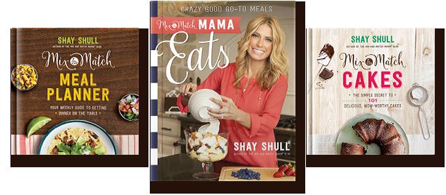 Mix and Match Mama Books