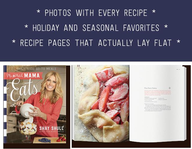 Mix and Match Mama Cookbooks