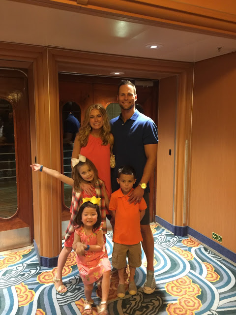 , Disney Cruise: Day 1
