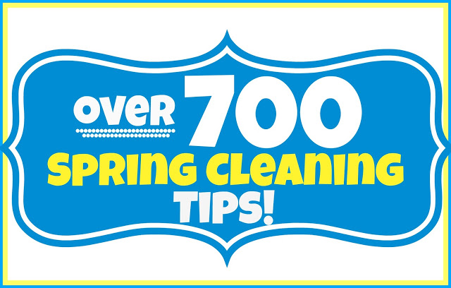 , Spring Cleaning Giveaway!