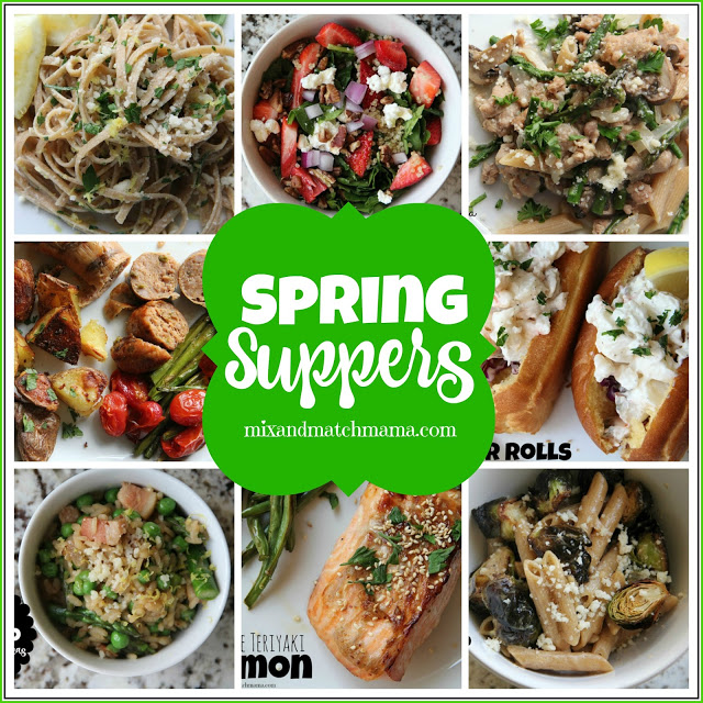 , Meal Planning Monday #132