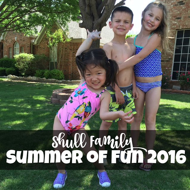 , Summer of Fun {2016 Edition}