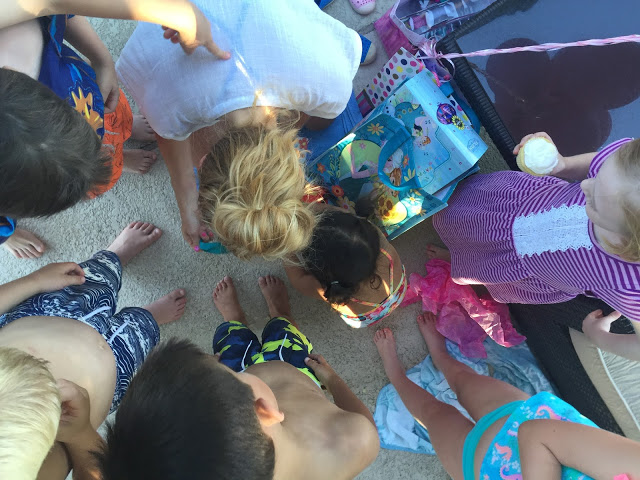 Ashby's Popsicle Party Recipe, Ashby's Popsicle Party!