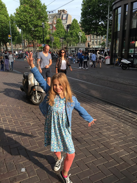 , Norway & Netherlands 2016: Days 1-3