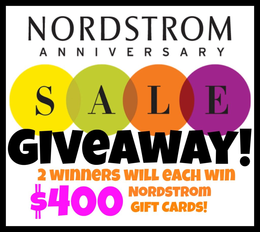 , Nordstrom Gift Card Giveaway!