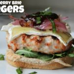 Blackberry Brie Burgers