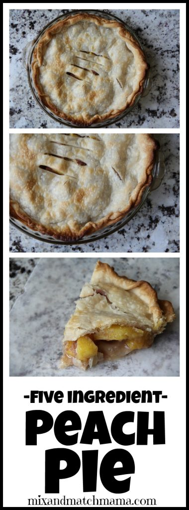 Peach Pie Recipe, Peach Pie