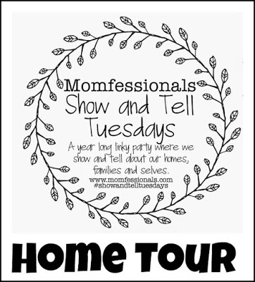 , Show & Tell Tuesday: Home Tour